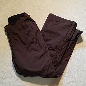 COLUMBIA SNOW PANTS SZ LARGE